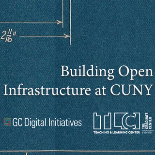 View Building Open Infrastructure at CUNY