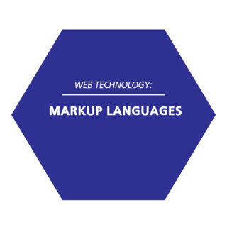 Thumbnail image for Markup Languages