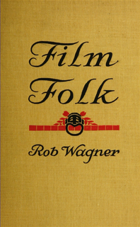 Thumbnail image for Film folk; close-ups of the men, women, and children who make the movies