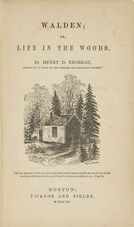 Thumbnail image for Walden, and On The Duty Of Civil Disobedience